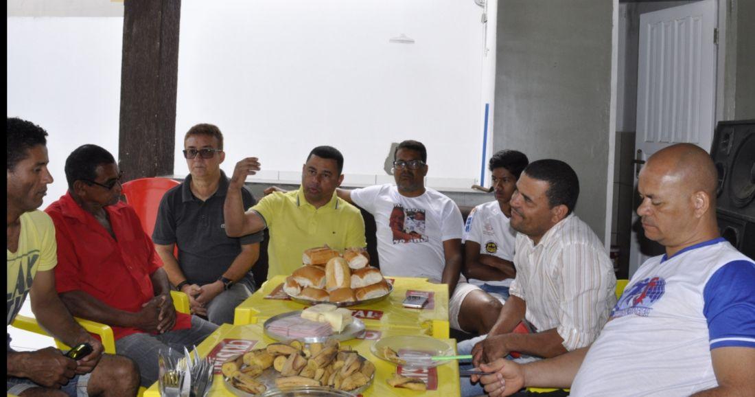 IMG_20180818_140642 Itarantim: Du Almeida e apoiadores de Marcelo Melo e Augusto Castro se reúnem em café-da-manhã para debater projeto de campanha Região
