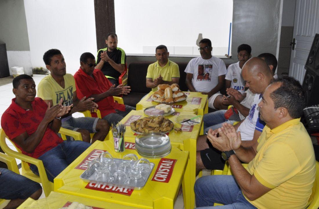 IMG_20180818_141258 Itarantim: Du Almeida e apoiadores de Marcelo Melo e Augusto Castro se reúnem em café-da-manhã para debater projeto de campanha Região